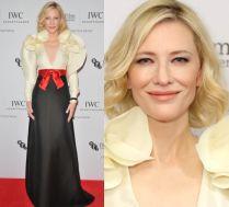 Elegancka Cate Blanchett na gali w Londynie