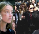 Amber Heard chce sądowego ZAKAZU ZBLIŻANIA się dla Deppa!