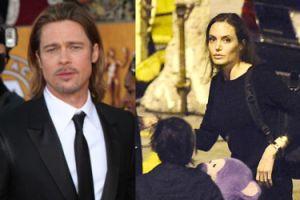 """Brad Pitt znęcał się nad dziećmi? Krzyczał, że jest """"wykorzystywany"""""""