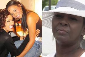 """Skandal na pogrzebie córki Houston! Ciotka oskarża rodzinę: """"ONI BRALI W TYM UDZIAŁ! Mam dowody!"""""""