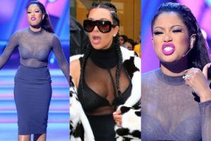 """Biust Patrycji Kazadi w """"You Can Dance"""". Inspiruje się Kim Kardashian?"""
