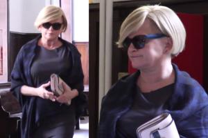 Katarzyna Figura znowu w sądzie
