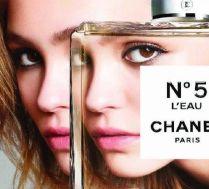 Córka Deppa została twarzą Chanel no.5!