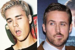 """Bieber zachwyca się Ryanem Goslingiem: """"Co za bestia!"""""""