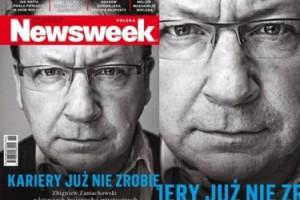 """Zamachowski w """"Newsweeku"""": """"Kariery już NIE ZROBIĘ!"""""""