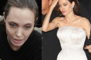 """""""Angelina pali dwie paczki papierosów dziennie"""""""