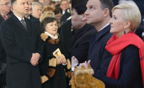 """Mama Andrzeja Dudy o wychowaniu dzieci: """"Przez cały adwent codziennie byliśmy w kościele"""""""