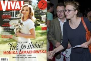 Córka Zamachowskiego oblała maturę przez romans ojca?