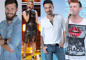 "FINALIŚCI ""The Voice of Poland""!"