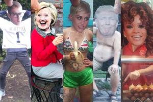 """Bloger z Instagrama """"dokleja"""" głowy celebrytów do ciał zwykłych ludzi (ZDJĘCIA)"""