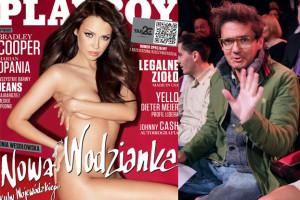 """Wojewódzki ZAŁATWIŁ JEJ OKŁADKĘ """"Playboya""""! (FOTO)"""