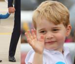 4-letni książę Jerzy idzie do prywatnej szkoły! Rok nauki w niej kosztuje... 90 TYSIĘCY!