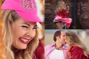 Socha pokazała majtki w teledysku (FOTO + WIDEO)