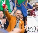 Kijowski broni się w