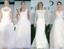 Celebrytki na wybiegu w sukniach ślubnych! (ZDJĘCIA)