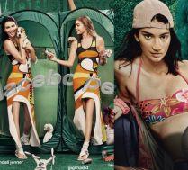 Kendall i Gigi w nowej, dziwnej sesji...