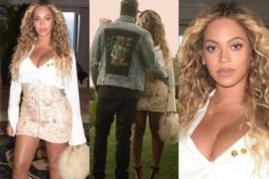 Beyonce w stylizacji za 16 tysięcy na RANDCE z Jayem Z! (FOTO)