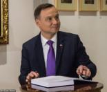 """Andrzej Duda PODPISAŁ ustawę o sądach powszechnych! """"Nie będzie WETA"""""""