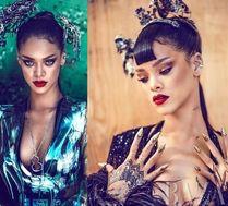 Rihanna wystąpiła w chińskim