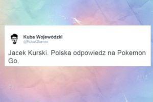 """Wojewódzki o Kurskim: """"Polska odpowiedz na Pokemon Go"""""""