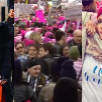 Pół miliona osób na Marszu Kobiet w Waszyngtonie!