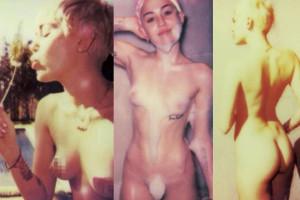 """Miley Cyrus POZUJE NAGO dla """"V Magazine""""! Przesadziła?"""