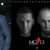 """Marcin Gortat zaprojektował kolekcję T-shirtów. """"Stwierdził, że chciałby się dobrze ubierać"""""""