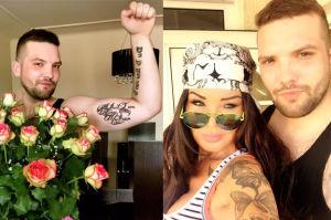 Syn Minge zrobił sobie tatuaż na jej urodziny! (ZDJĘCIA)