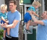 3-letni syn Michaela Buble'a został poddany chemioterapii.