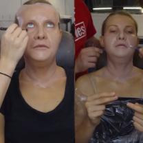 Joanna Moro zmienia się w Ałłę Pugaczową