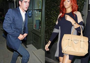 """Rihanna o Colinie: """"NIE UPRAWIAM SEKSU!"""""""