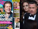 Brad Pitt jest BISEKSUALISTĄ?!