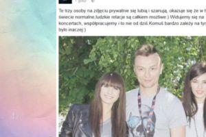 Sylwia Grzeszczak komentuje plotki o kryzysie w związku