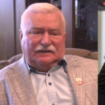 """Wałęsa: """"Jan Kulczyk to człowiek niezastąpiony!"""""""