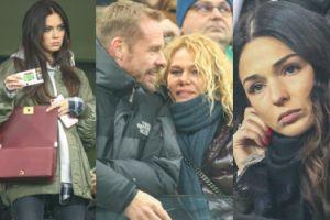 Zając z torebką Chanel, Rooyens z Wołejnio i znudzona Dominika Pazdan na meczu Legii (ZDJĘCIA)