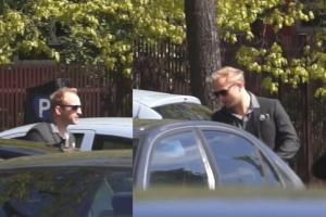 Borys Szyc prowadzi samochód pierwszy raz od OŚMIU LAT!