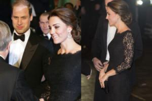 Widoczny brzuszek Kate Middleton! (ZDJĘCIA)