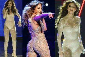Selena Gomez chciała być jak Jennifer Lopez? (ZDJĘCIA)