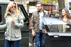 """Rusin zachwyca się nowym samochodem Martyny Wojciechowskiej. """"Przebiłaś nas!"""""""