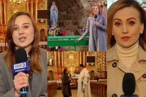 Prognoza pogody w TVP Rzeszów: Maryja, cudowne źródełko i... piosenka o lesbijkach