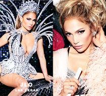 Ściśnięte piersi Jennifer Lopez na okładce...