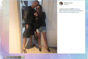 Borucowie pokazują wspólne selfie