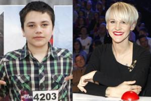 "15-letni Adrian Makar w FINALE ""Mam Talent""!"