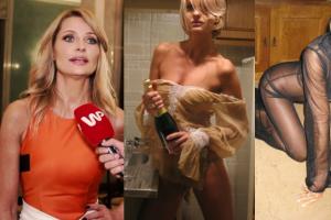 """Kręglicka broni CZOŁGANIA SIĘ PO PODŁODZE przed """"polskim Hugh Hefnerem"""": """"Zdjęcia miały wisieć w muzeum!"""""""