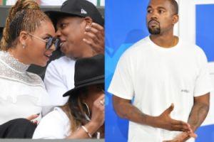 """Kanye West: """"Beyonce, skrzywdziłaś mnie! Jay, pogadaj ze mną jak facet!"""""""