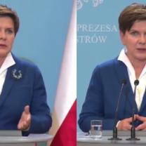 """Szydło o przyjęciu uchodźców: """"Nie jesteśmy w stanie podjąć tego zobowiązania!"""""""
