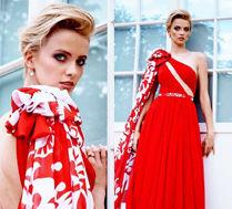 Oto suknia Wicemiss Polski na wybory w USA!