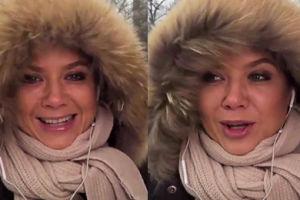 """Rusin o burzy śnieżnej w Nowym Jorku: """"Spadło może 10 cm śniegu"""""""