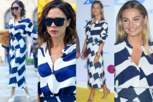 """""""Ikony stylu"""" w sukience za 6 tysięcy: Małgorzata Socha czy Victoria Beckham? (ZDJĘCIA)"""