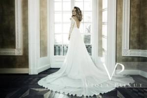 Jabłczyńska w sukni ślubnej!
